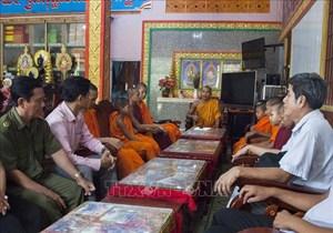 Chăm lo đời sống bà con Khmer Tây Nam Bộ