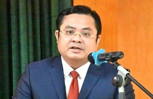 Ông Phùng Quang Hiệp chính thức giữ chức Tổng Giám đốc Vinachem