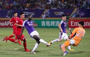 CLB Hà Nội dừng bước ở AFC Cup bởi luật bàn thắng sân khách