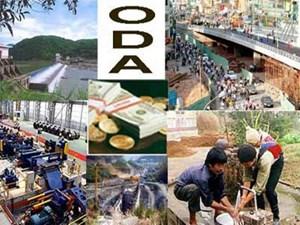 Vốn vay ODA ưu tiên sử dụng phát triển hạ tầng kinh tế - xã hội