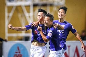 Vòng 25 V-League 2017: Hà Nội nhiều cơ hội bảo vệ ngôi vương