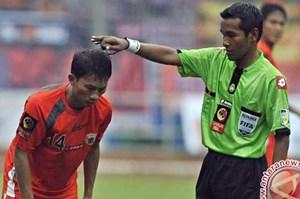 Vòng 25 V-League có 2 trọng tài ngoại