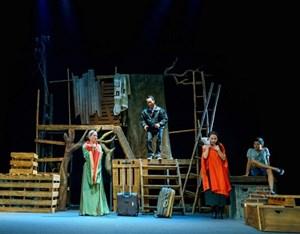 'Vòng phấn Kavkaz' trở lại với khán giả Thủ đô