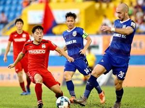 Vòng 21 V-League 2019: Ngôi vương và cuộc chiến trụ hạng
