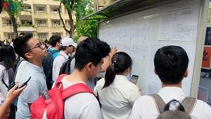 ĐH Quốc gia Hà Nội lùi lịch thi cả hai đợt tuyển sinh sau ĐH