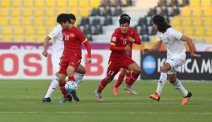 VTV sẽ truyền hình trực tiếp trận tuyển Việt Nam gặp Jordan