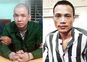 Vụ 2 tử tù vượt ngục: Mỗi tử tù lĩnh thêm 7 năm tù tội bỏ trốn