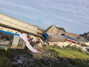 Vụ tai nạn tàu hỏa tại Thanh Hóa: Tạm đình chỉ công tác cung trưởng cung chắn