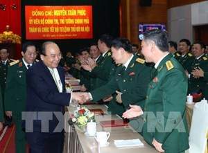 Xây dựng lực lượng vũ trang Thủ đô vững mạnh toàn diện