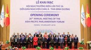 Xây dựng một tương lai chung tốt đẹp hơn cho Châu Á-Thái Bình Dương