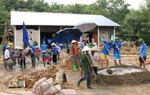 Xây dựng nông thôn mới và bảo vệ môi trường