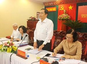 Xây dựng và thực hiện Quy chế dân chủ ở cụm các tỉnh miền Đông Nam Bộ
