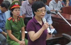 Xét xử sơ thẩm Châu Thị Thu Nga và đồng phạm: Bị cáo dọa kiện bị hại tội vu khống