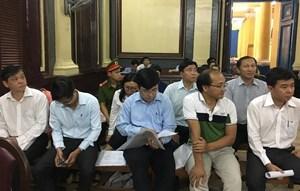 Xét xử vụ án tại Navibank: Nhiều bị cáo kêu oan