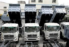 Thuế nhập khẩu xe tải sẽ tăng mạnh