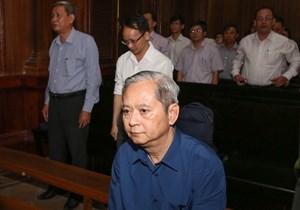 Chuẩn bị xét xử phúc thẩm nguyên Phó Chủ tịch UBND TP HCM Nguyễn Hữu Tín và đồng phạm