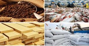 Xuất khẩu nông lâm thuỷ sản tháng 3 đạt trên 3 tỷ USD
