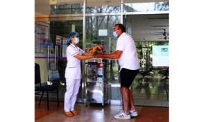 Bệnh nhân thứ 57 người Anh đã được xuất viện tại Quảng Nam