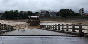 Yên Bái: 38 công trình thủy lợi bị tàn phá do mưa lũ
