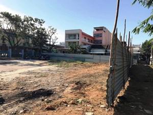 Quảng Nam:  Xây trạm y tế giữa đường, dân bất bình