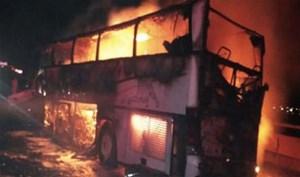 Arab Saudi: Tai nạn giao thông nghiêm trọng làm nhiều người thương vong