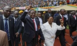 Zimbabwe chính thức có Tổng thống mới