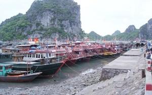 Ứng phó với bão số 2, Quảng Ninh cấm biển từ trưa nay