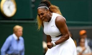 Serena vào bán kết Wimbledon