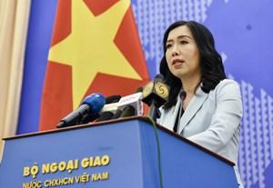 Việt Nam triển khai các biện pháp hòa bình trên Biển Đông