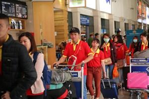 1.000 lao động tiêu biểu được Sabeco thuê máy bay đưa về quê ăn Tết