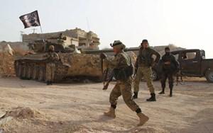 10.000 tay súng bao vây Aleppo nhằm phong tỏa miền bắc Syria