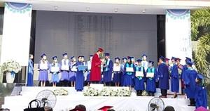 1.222 tân cử nhân Luật nhận bằng tốt nghiệp