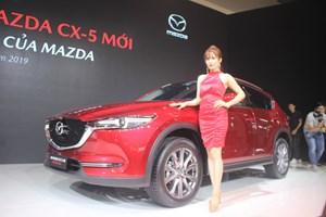 Quảng Nam: Tập đoàn Thaco giới thiệu mẫu xe SUV 5 chỗ Mazda CX-5 mới