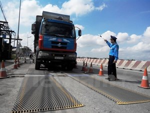 13 tỉnh, thành chưa chịu đưa trạm cân xe quá tải hoạt động lại