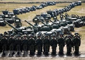 1.300 quân nhân dự tập trận chung Tổ chức Hiệp ước An ninh Tập thể