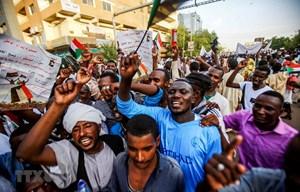 Liên đoàn Arab hối thúc thành lập chính quyền dân sự ở Sudan