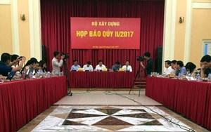 184 dự án nhà ở xã hội hoàn thành trong quý II