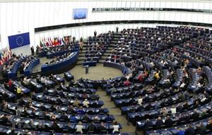 Nghị viện châu Âu lên án Mỹ về cách đối xử với người di cư