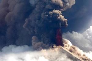 Sơ tán diện rộng tại Papua New Guinea do núi lửa 'thức giấc'