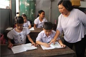 20 năm ươm mầm con chữ cho trẻ em nghèo