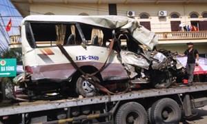 203 người chết do TNGT trong 7 ngày nghỉ Tết
