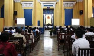 205 cán bộ, công chức Tòa án bị xử lý kỷ luật
