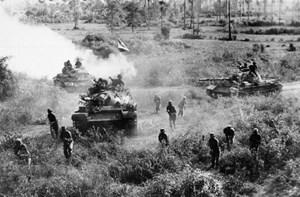 21 ngày đêm tiêu diệt quân xâm lược, bảo vệ biên giới Tây Nam