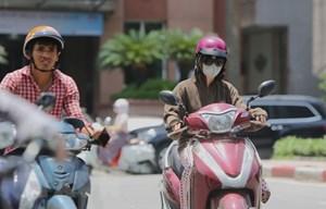 Chỉ số UV ở 3 thành phố lớn tăng vọt lên mức nguy hại cao đến rất cao