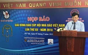 231 vận động viên tranh tài Giải bóng bàn cúp Hội Nhà báo Việt Nam 2018