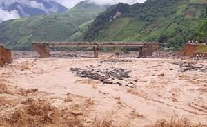 26 người chết do mưa lũ; Tổng thiệt hại vật chất ước tính trên 940 tỷ đồng