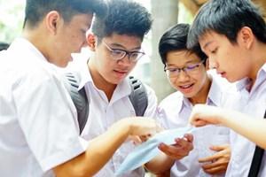 TP Hồ Chí Minh: Điểm chuẩn lớp 10 dự kiến sẽ giảm