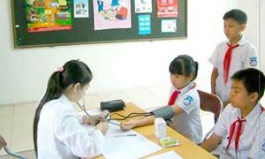 Bảo hiểm Y tế: Còn 6% học sinh, sinh viên chưa tham gia