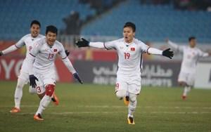 3 cầu thủ Việt Nam được vinh danh ở Đội hình xuất sắc nhất ASIAD 2018