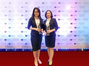 3 năm liên tiếp BIDV nhận giải thưởng 'Thẻ tín dụng tốt nhất Việt Nam'
